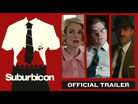 The Coen brothers and George Clooney crew up once more for the Suburbicon trailer · Coming Distractions · The A.V. Membership