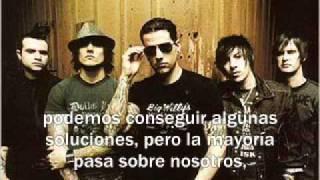 Avenged Sevenfold - Bat country en Español.