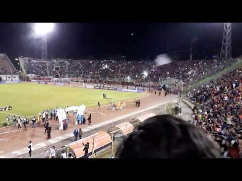 """""""Recibimiento Wilstermann - Libertadores"""" Barra: Gurkas • Club: Jorge Wilstermann"""