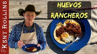 Traditional Huevos Rancheros