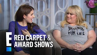Anna Kendrick and Rebel Wilson Play 'Costar Confidential' | E! Red Carpet & Live Events