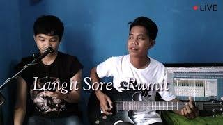 Langit Sore - Rumit Cover Live Akustik