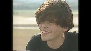 The Charlatans Interview The Word 19/10/90