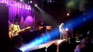 Gimme Your Love - Morcheeba Live in Novosibirsk 09.03.2014