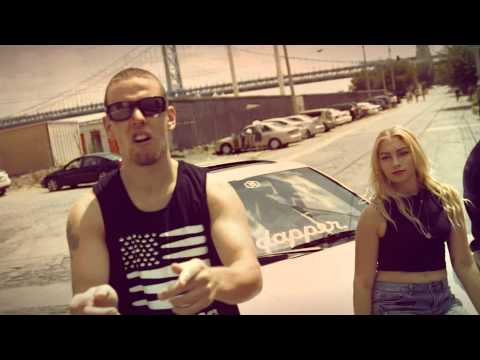 Philly Hip Hop-  Rob Davis- Hands Up (Official Video) ft. Tori Cardigan