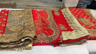 साडियों कि सबसे सस्ती क्लेकशन। Bridal Saree And All India Verity In One Shop (Chandni Chowk Delhi)
