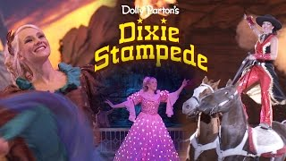 Dolly Parton's Dixie Stampede - Branson Missouri - Behind The Scenes  Video