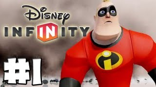 Disney Infinity - Gameplay Walkthrough Part 1 - Magical And Masterful Adventures (HD)