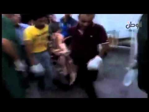 ضحايا الجيش المصري فى رفح اليوم 5-8-2012