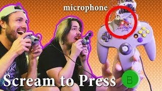 I Built a Terrible N64 Controller for GameGrumps - dooclip.me