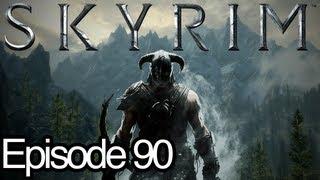The Elder Scrolls V: Skyrim Ep.90 - Go Parkour