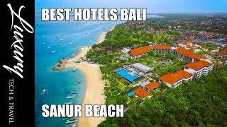 Best Hotels SANUR Bali - Luxury Resorts Sanur Bali Video Tour