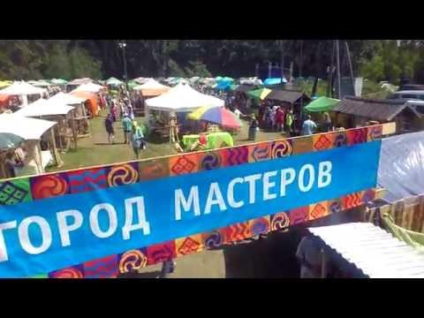 Фестиваль этнической музыки и ремесел 'МИР Сибири' - 1 Миниатюра