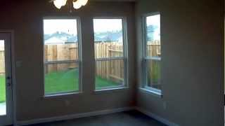Section 8 renter becomes homeowner New home three bedroom