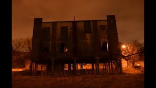 Abandoned Fulton Fuel Company Richmond VA DJI FPV