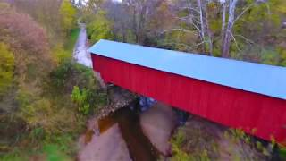 8 Covered Bridges In Indiana Fall Tour Best Of Covered Bridges