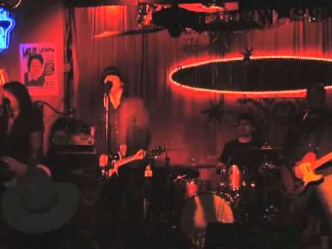 "Tommy Mack & The Lifters - ""Movin' On"" Live from The Continental Club, Austin, Texas"