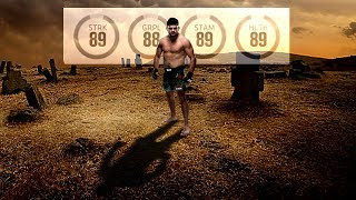UFC 234 Fighter Showcase #4 - Boxing With Kelvin Gastelum!