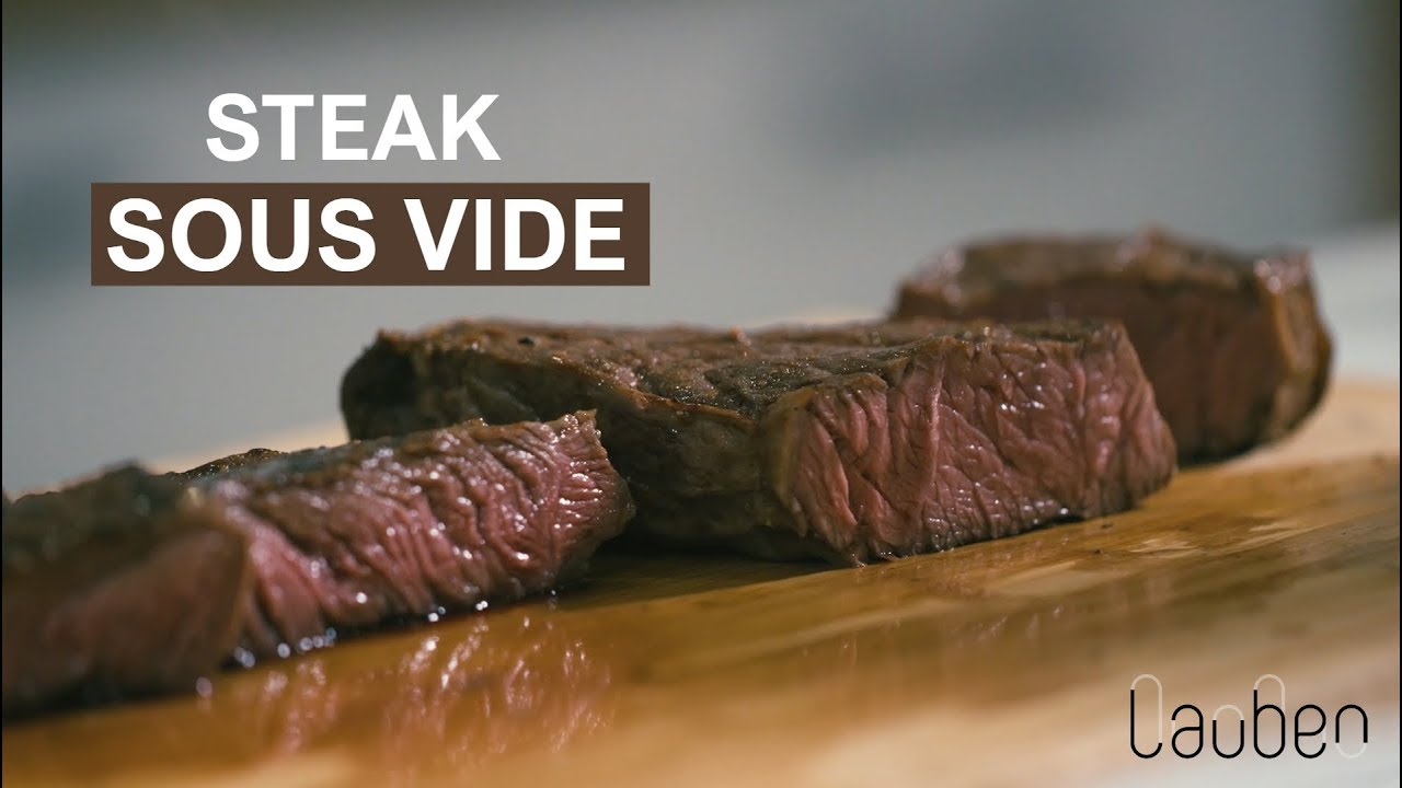 Video - Famózní Steak Metodou Sous Vide
