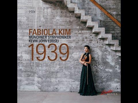 """EPK Fabiola Kim """"CD Project 1939"""""""