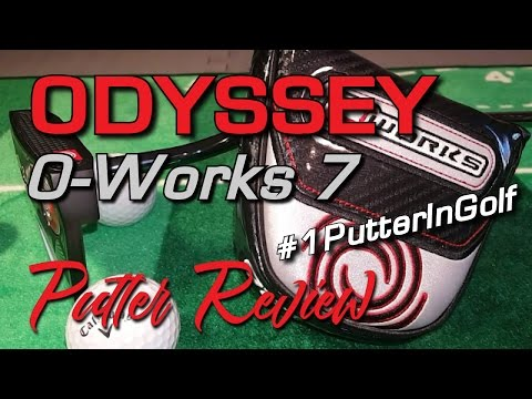 It's Sexy Time – Odyssey O-Works 2017 – Golf Putter Review