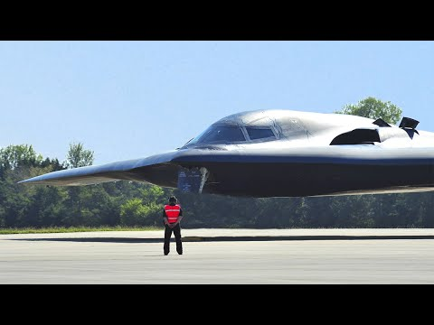 US Built a $2 Billion Stealth Plane but No Country Can buy it: B-2 Spirit
