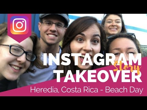 Instagram Takeover at the beach!