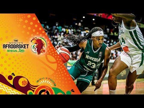 Senegal v Nigeria - Highlights - Final - FIBA Women's AfroBasket 2019