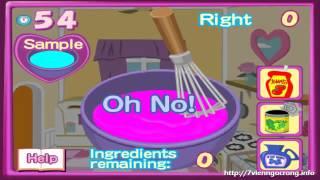 Game bé tập nấu ăn - Trò chơi nấu ăn vào bếp cùng Minnie