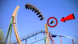 The Most Dangerous Amusement Park Fails