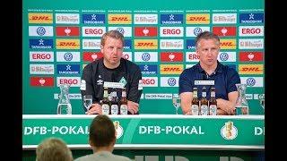 Vor Dem Pokal-Halbfinale Gegen Bayern: Die Highlights Der Werder-Pressekonferenz In 189,9 Sekunden