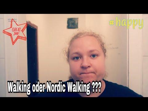 Wiegen ändern | Walking oder Nordic Walking | mylife#372 | Natürlich Gina