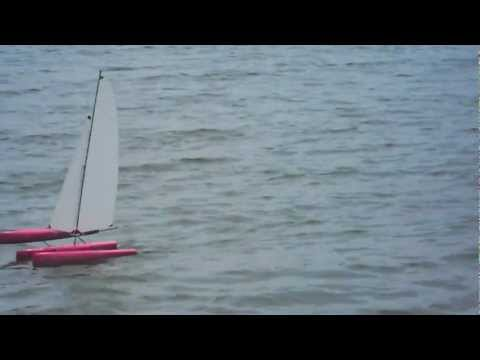 ST65 Race Trimaran - One Float