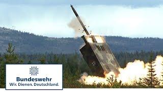Historischer Raketenabschuss – Bundeswehr feuert Hochpräzisionsmunition in Schweden ab