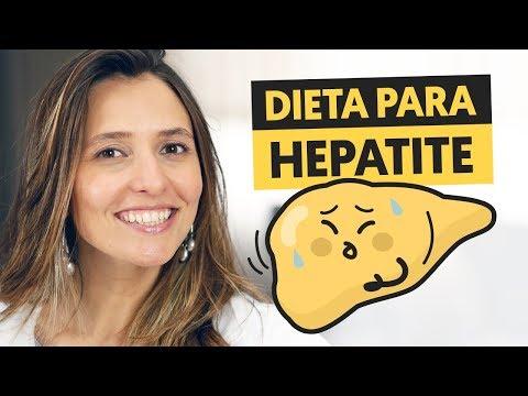 Imagem ilustrativa do vídeo: HEPATITE | Saiba o que Comer