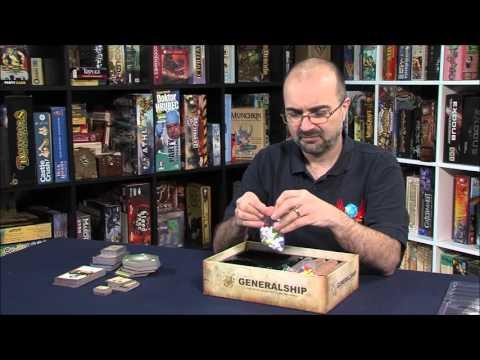 G*M*S Unboxing Generalship