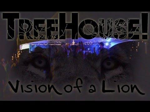 """TreeHouse! - """"Vision of a Lion"""" & """"Wildman Rastafari"""" @ TreeFest 2013"""