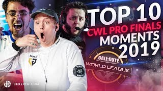 TOP 10 Plays from the Call of Duty World League Finals