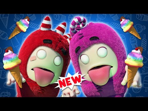 Oddbods: I SCREAM APOCALYPSE | The Oddbods Show Full Episodes by Oddbods & Friends