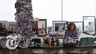 Diane Von Furstenberg Interview | In The Studio | The New York Times