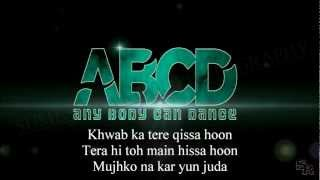 Bezubaan ABCD Lyrics By Sumesh Rawool High Quality Mp3
