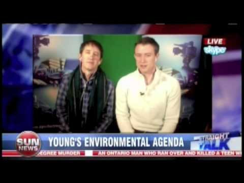 Tim Moen & Andy Cobb Debate on Sun News