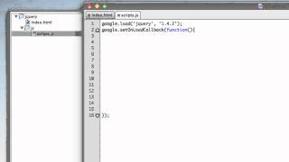 jQuery :: Installation and Usage
