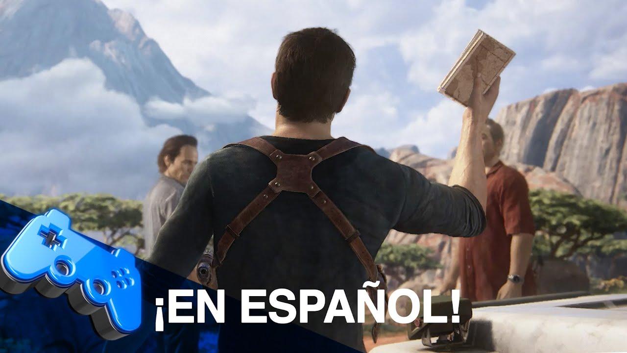 Jugamos a Uncharted 4: El Desenlace del Ladrón en la presentación de Madrid
