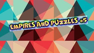 Empires and puzzles #5  GameShow