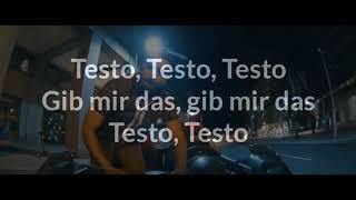 SSIO   Testo E (lyrics)