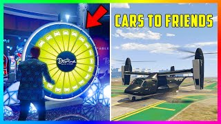 Rockstar Games Just Made Some SECRET Changes To GTA 5 Online That You NEED To Know About! (2021)