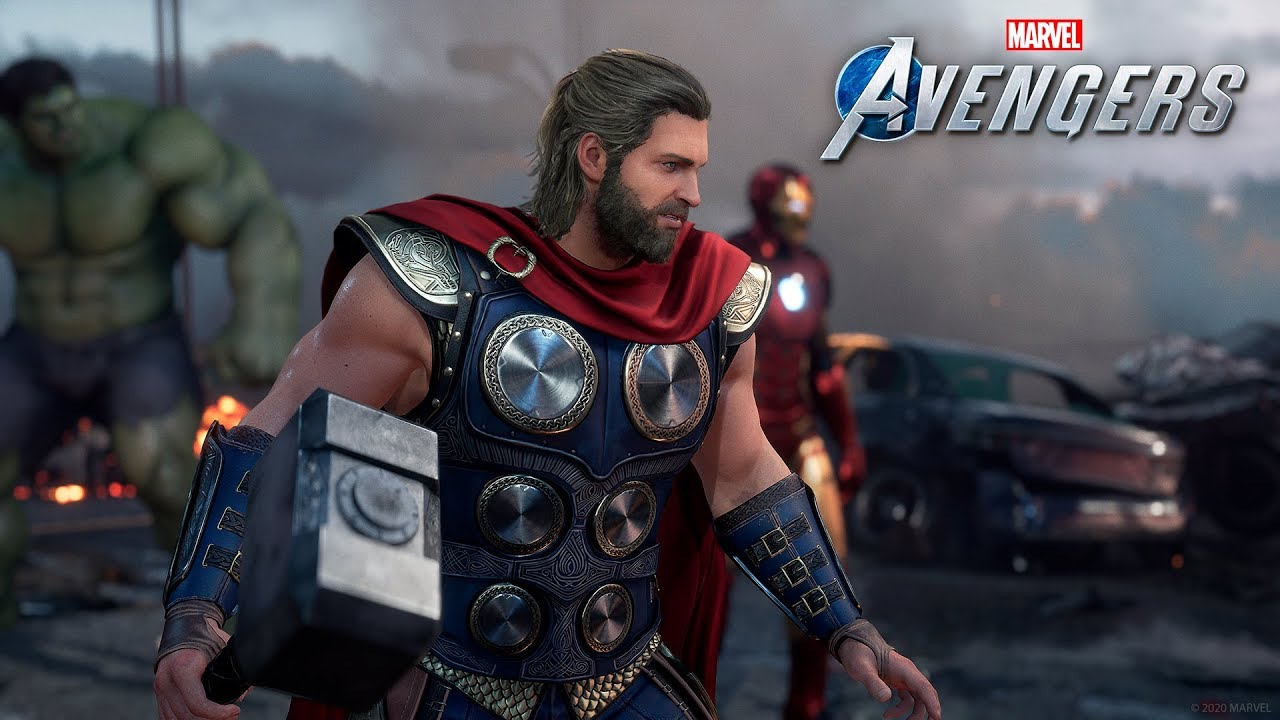 Video Marvel's Avengers [PS4]