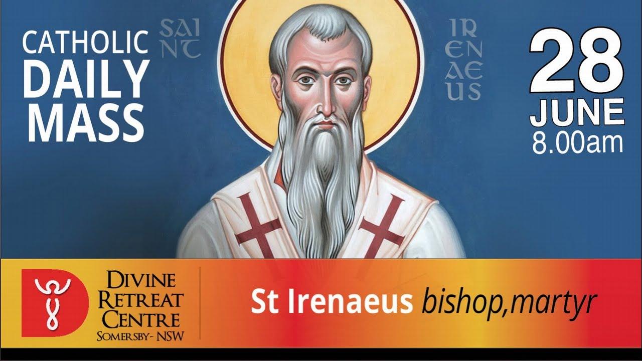 Catholic Mass Online 28th June 2021 Monday Mass
