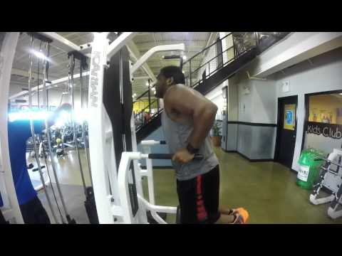 Tricep - Assisted Tricep Dips